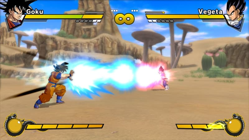 Dragon Ball Z : Burst Limit Xbox 360