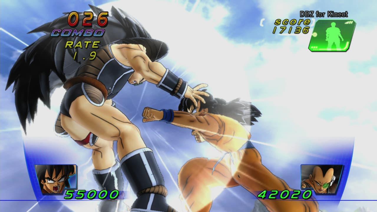 Dragon Ball Z for Kinect - Image n°6