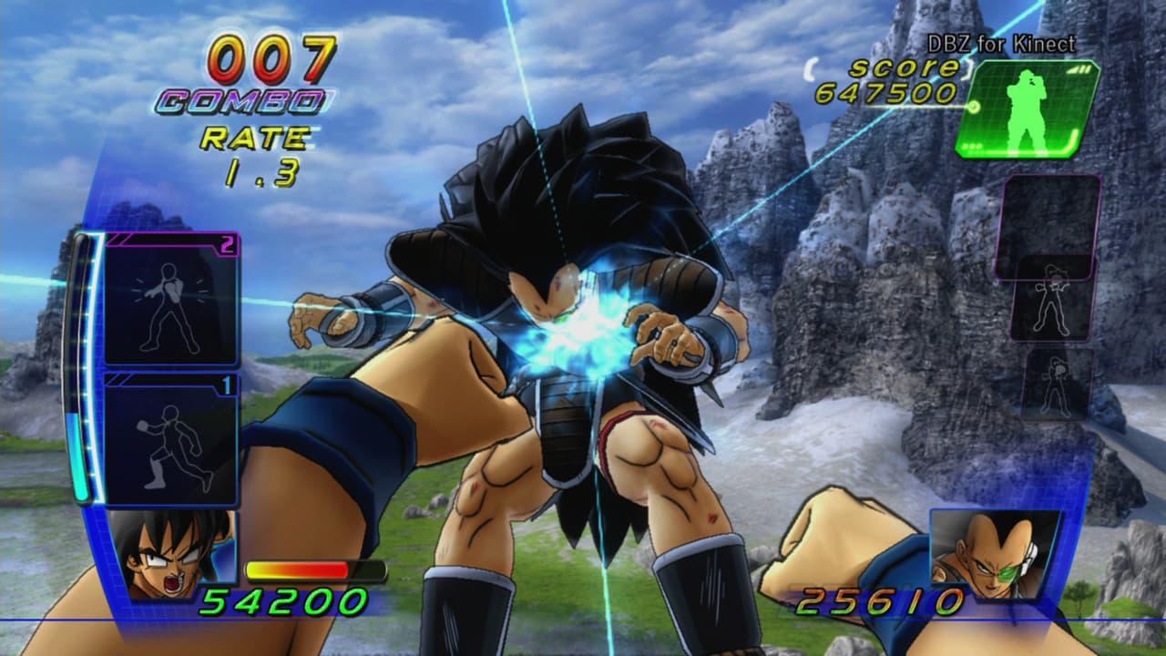 Dragon Ball Z for Kinect - Image n°8