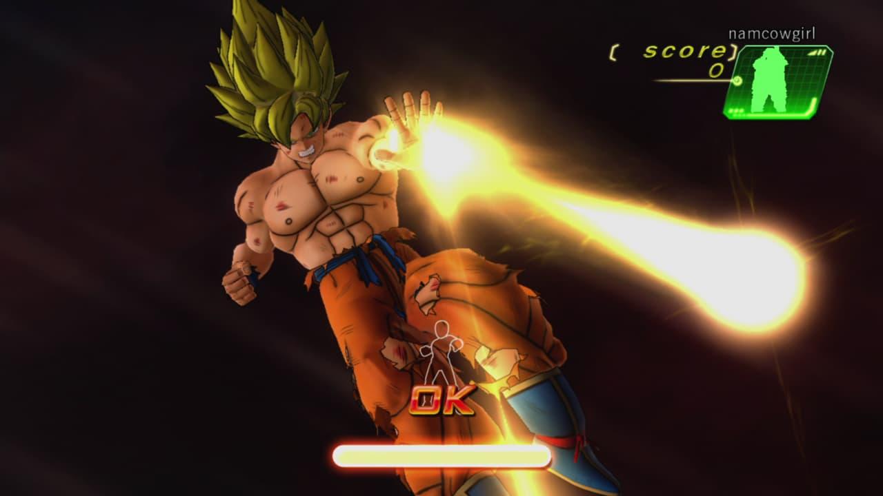 Dragon Ball Z for Kinect - Image n°7