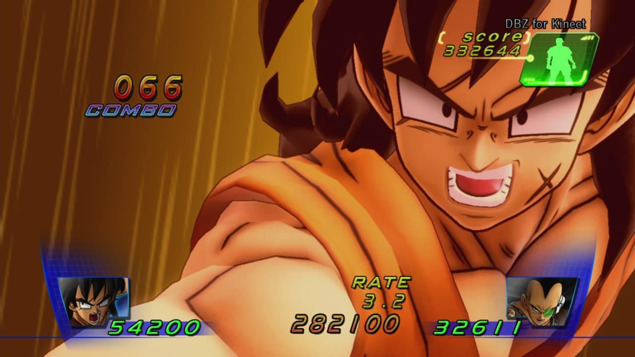 Xbox 360 Dragon Ball Z for Kinect