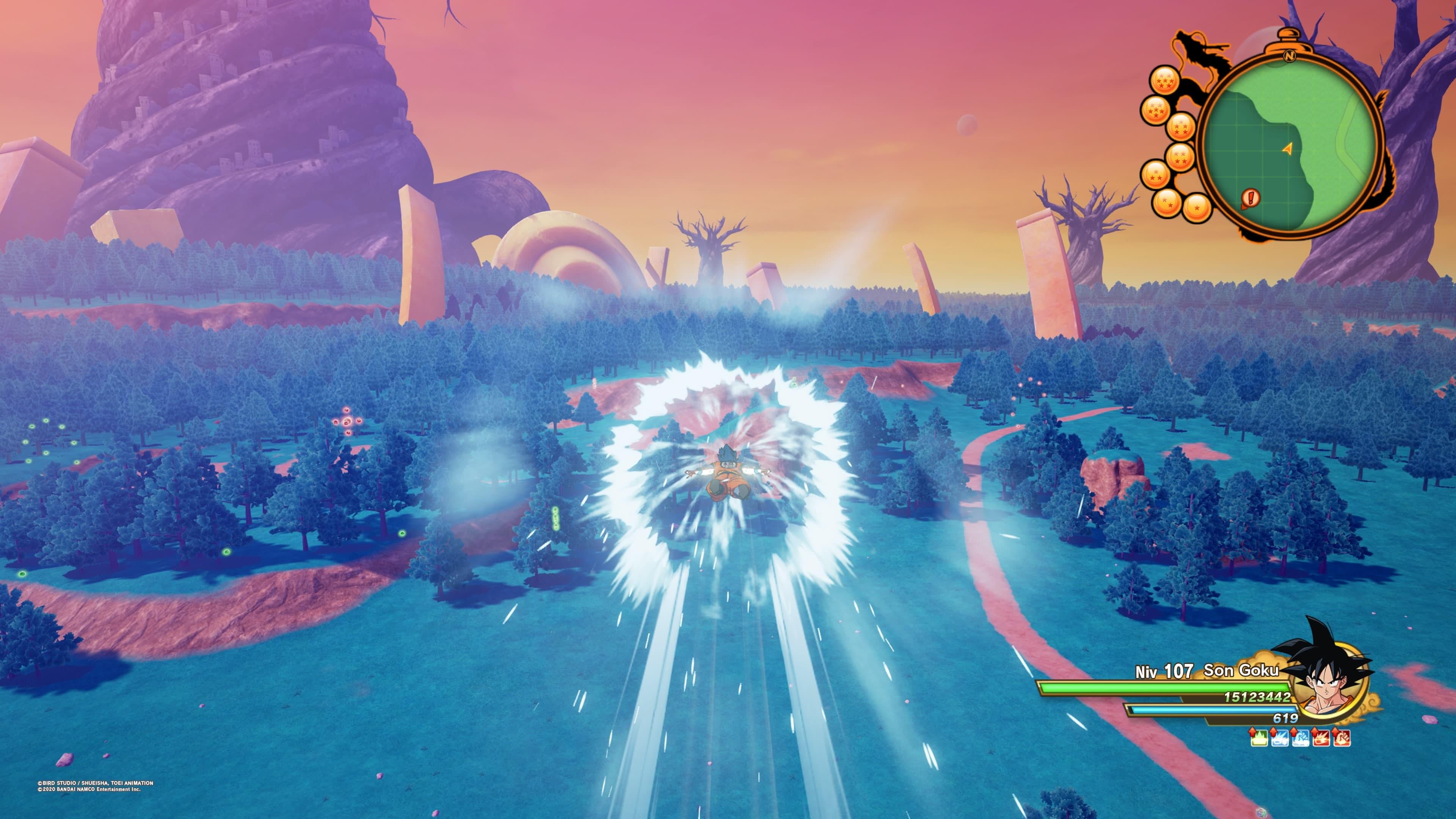 Xbox One Dragon Ball Z Kakarot: Un Nouveau Pouvoir S'éveille - Partie 1