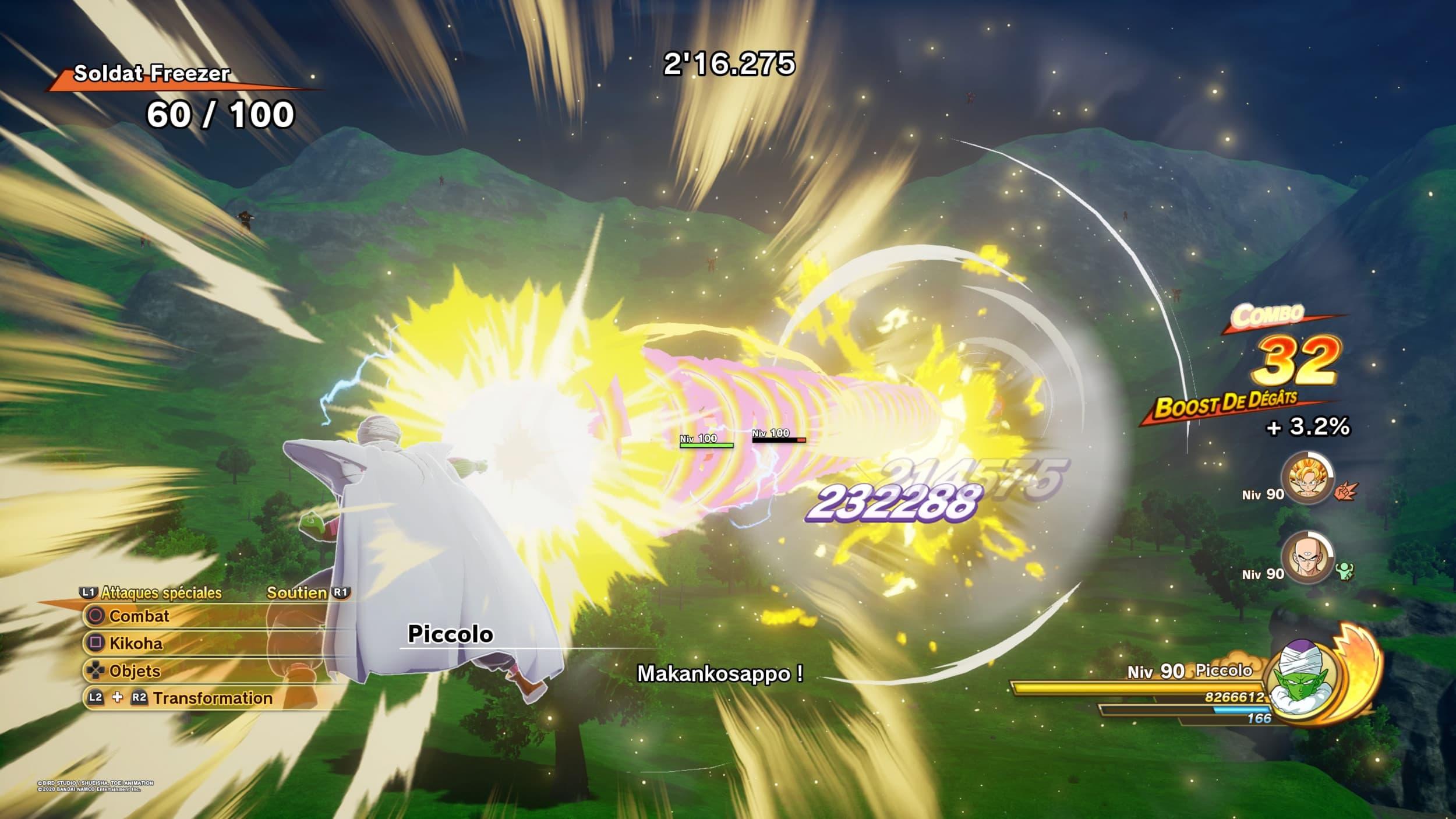 Xbox One Dragon Ball Z Kakarot: Un Nouveau Pouvoir S'éveille - Partie 2