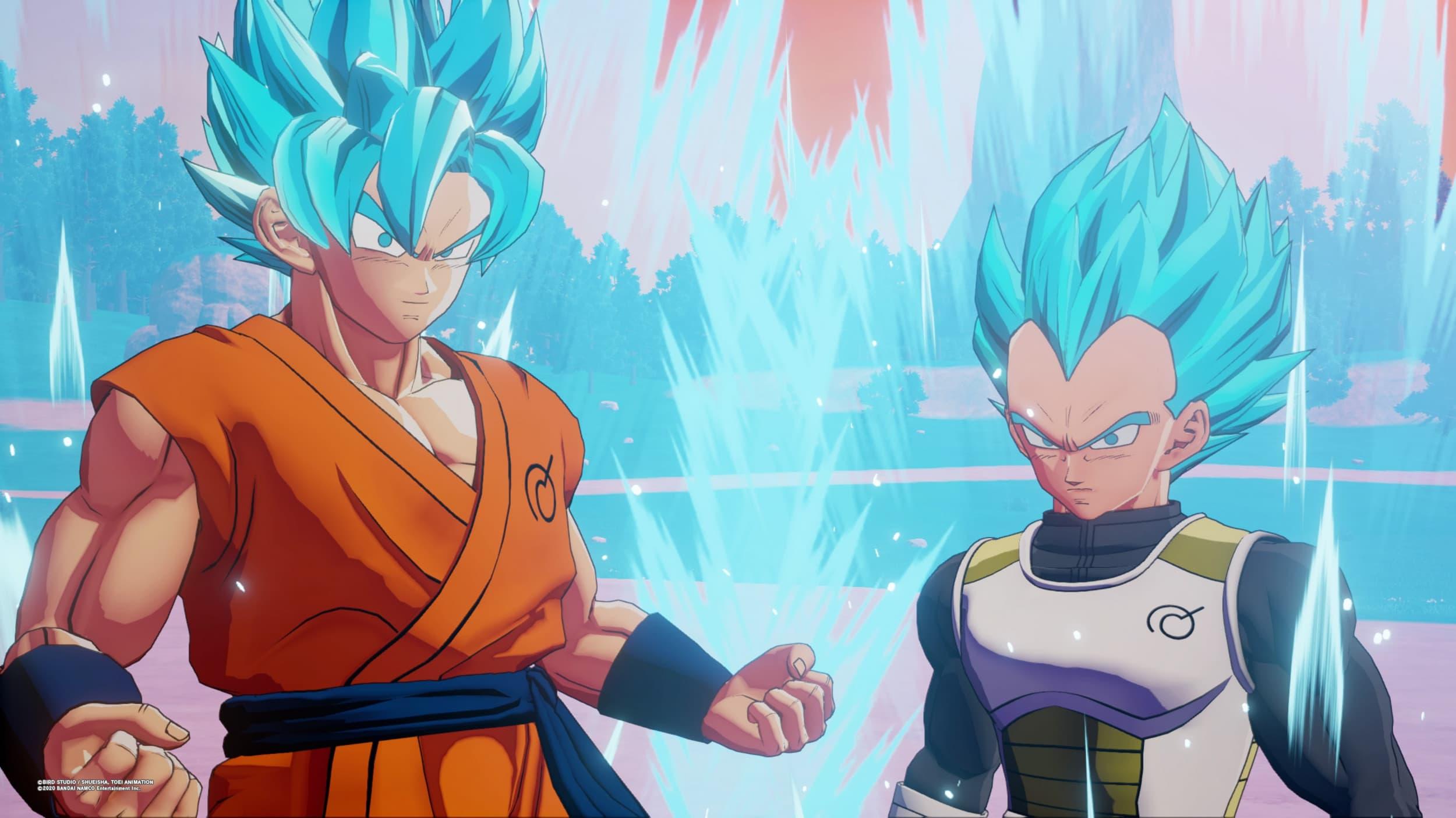 Dragon Ball Z Kakarot: Un Nouveau Pouvoir S'éveille - Partie 2