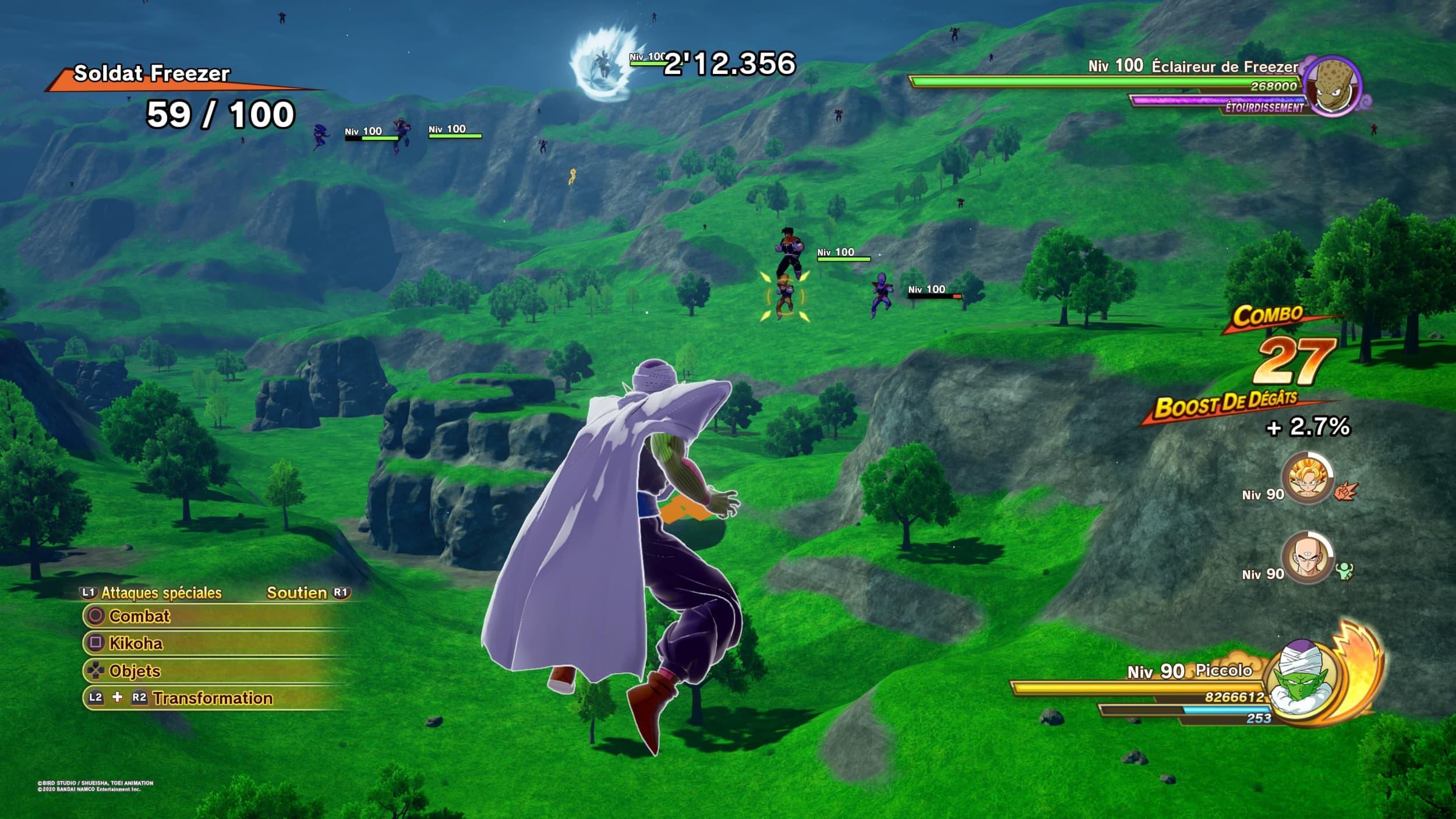 Dragon Ball Z Kakarot: Un Nouveau Pouvoir S'éveille - Partie 2 Xbox One