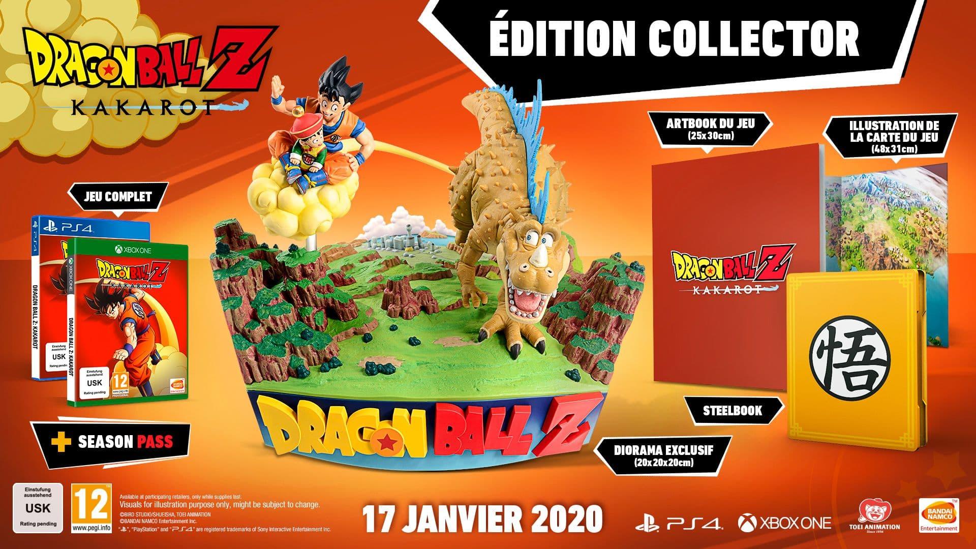 Dragon Ball Z Kakarot Xbox