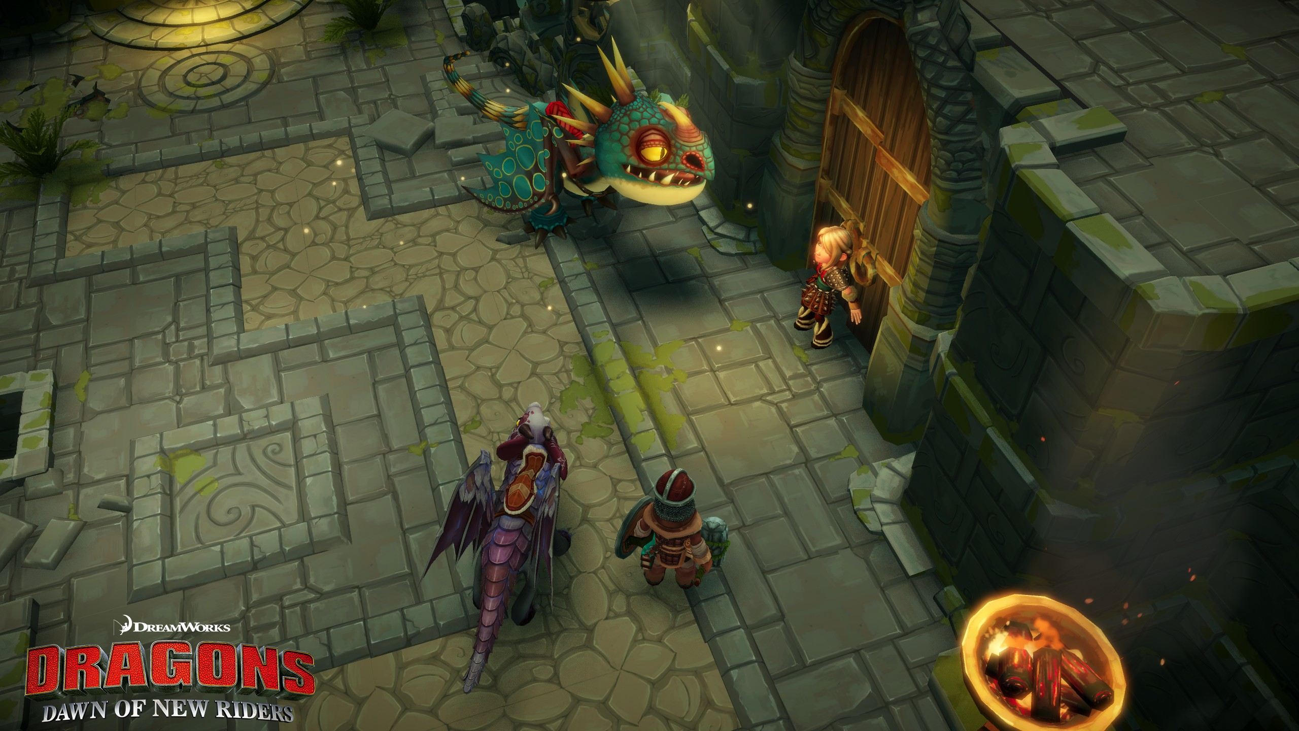 Xbox One Dragons L'Aube Des Nouveaux Cavaliers