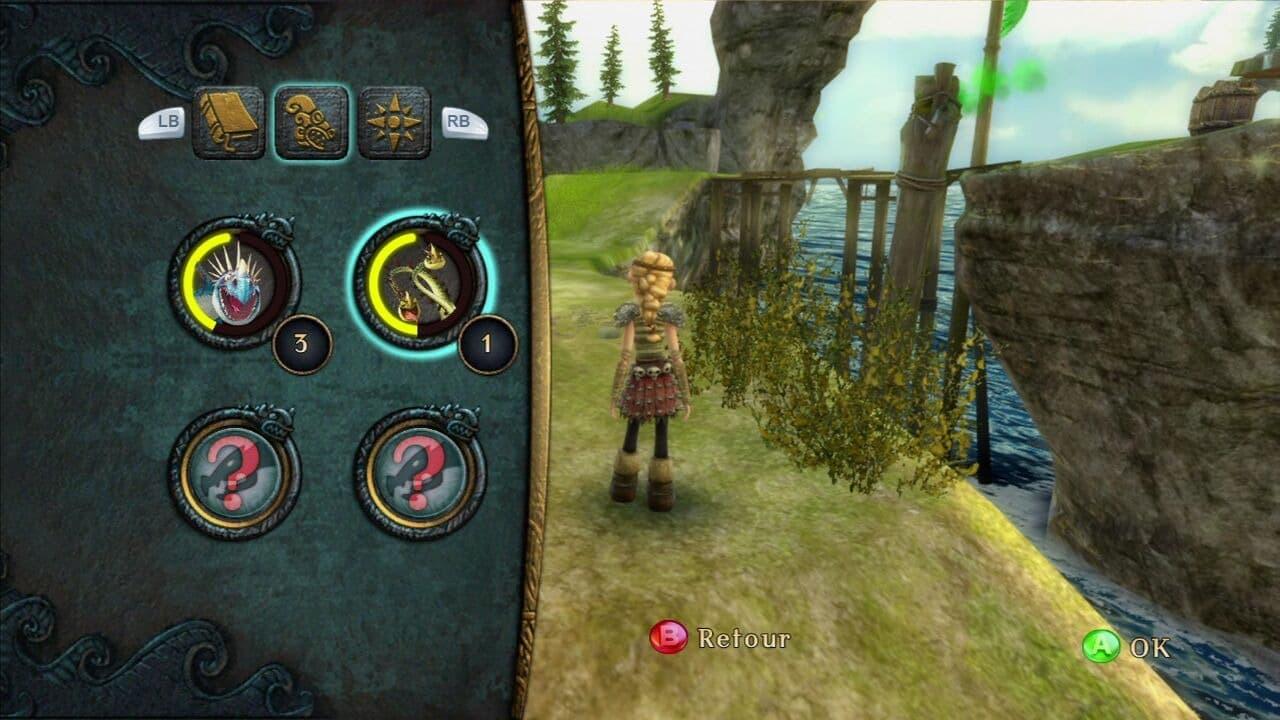 Dragons Xbox 360