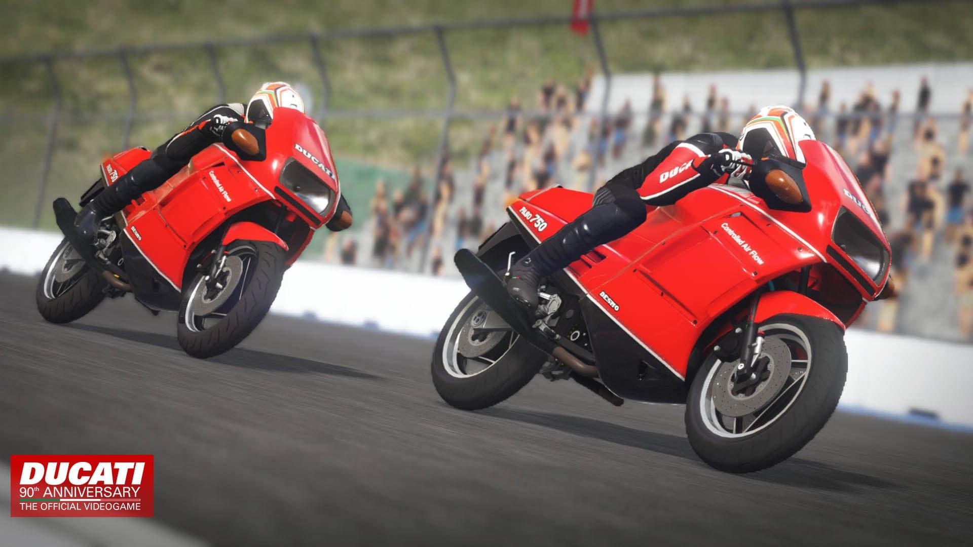 Ducati - 90th Anniversary Xbox