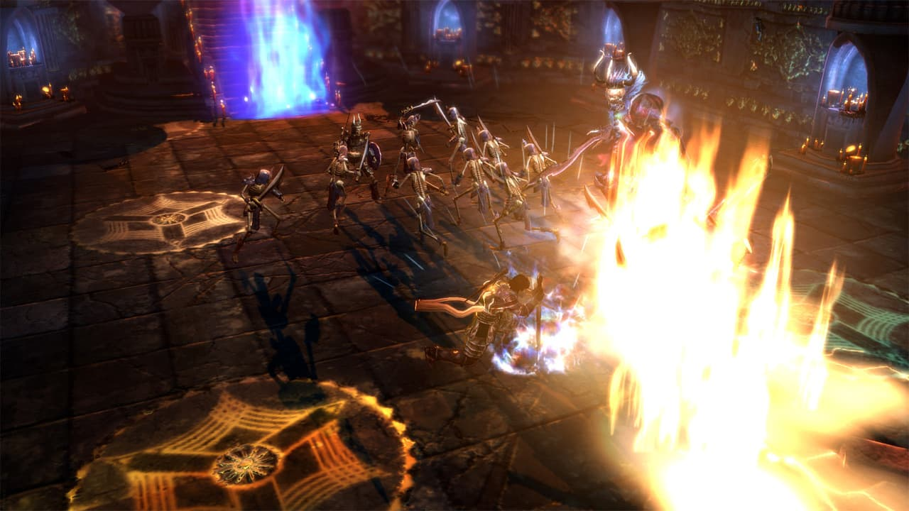 Xbox 360 Dungeon Siege III
