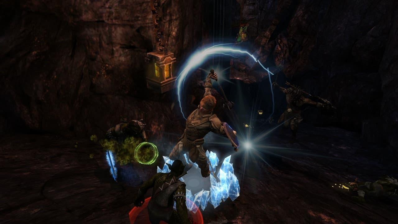 Dungeons & Dragons: Daggerdale Xbox Live