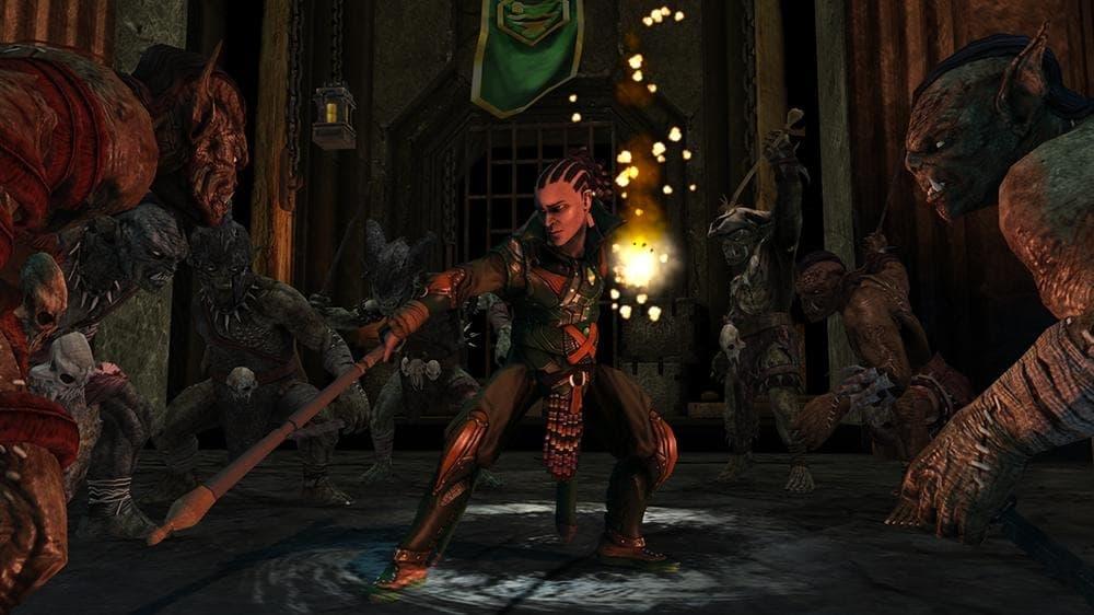 Dungeons & Dragons: Daggerdale Xbox
