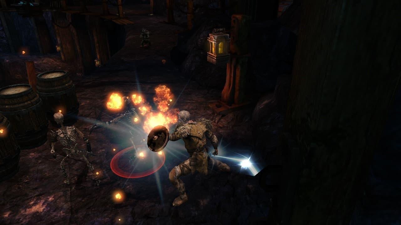 Dungeons & Dragons: Daggerdale - Image n°8