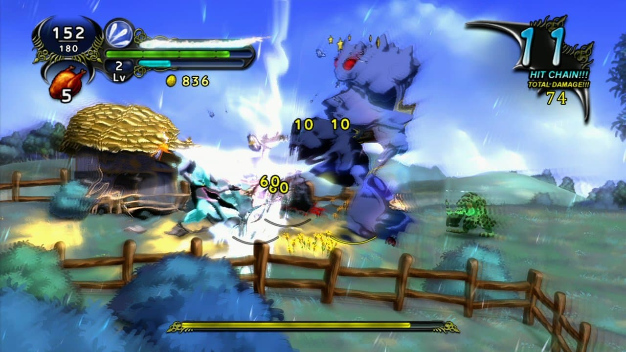 Xbox 360 Dust: An Elysian Tail