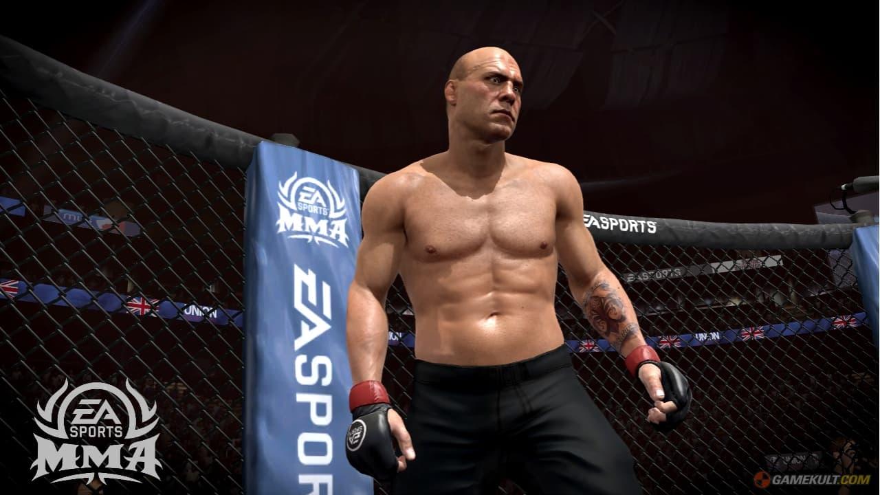 EA Sports MMA - Image n°8