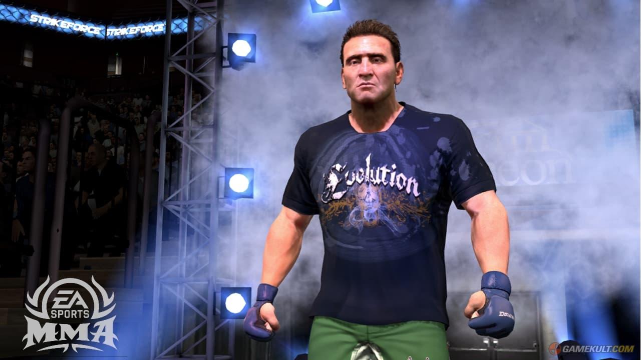 EA Sports MMA - Image n°7