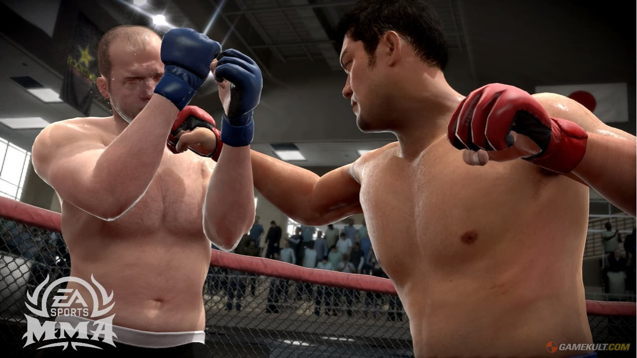 EA Sports MMA - Image n°6