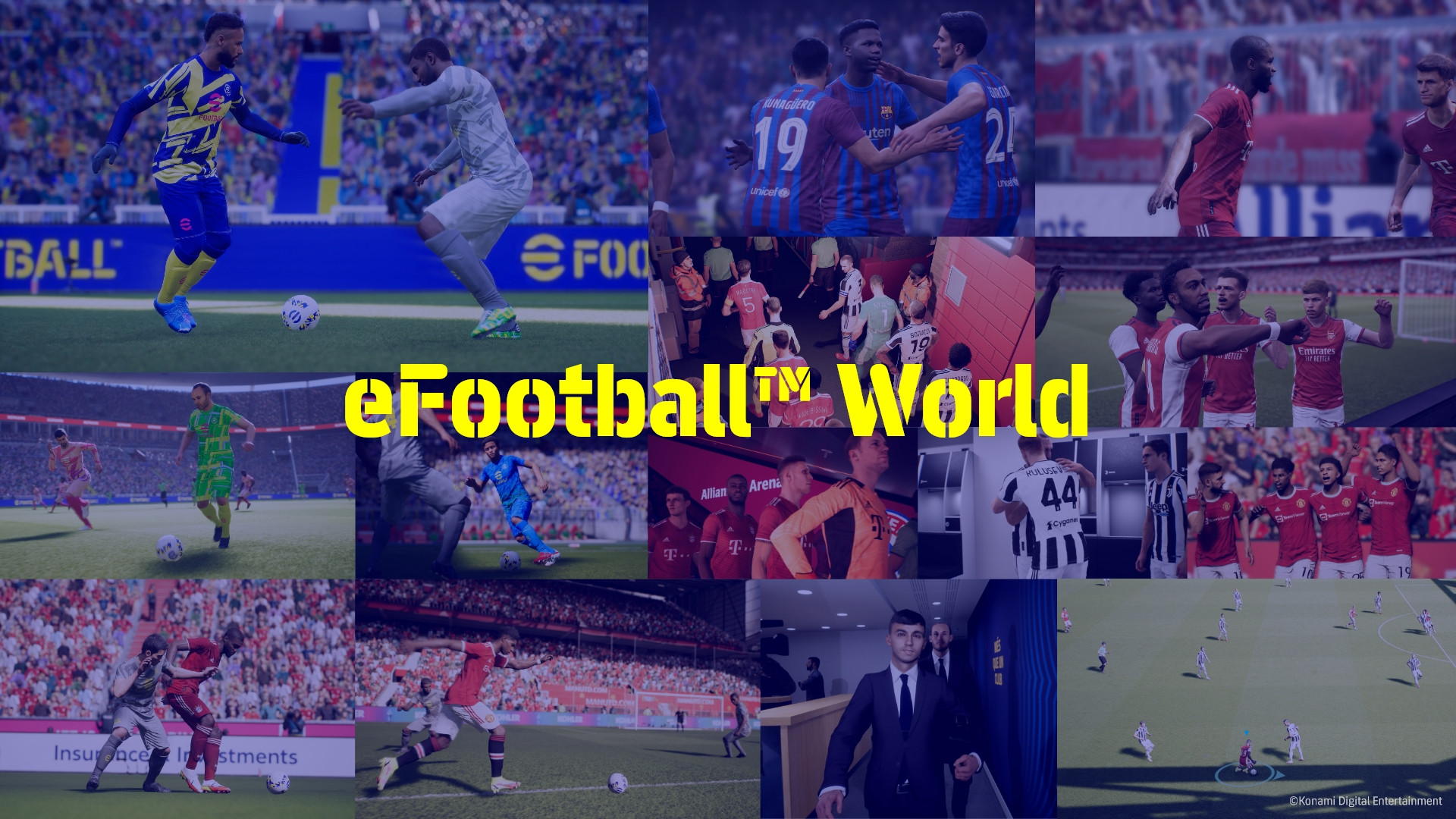 Xbox Series X & S eFootball 2022