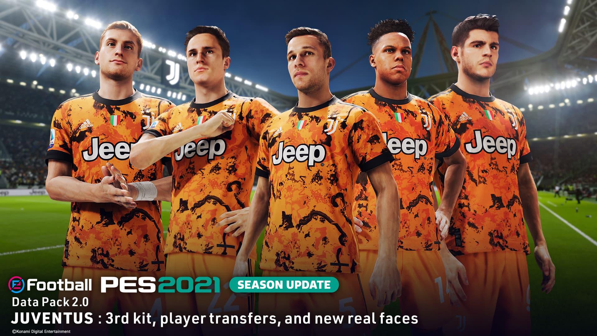 Xbox One eFootball PES 2021