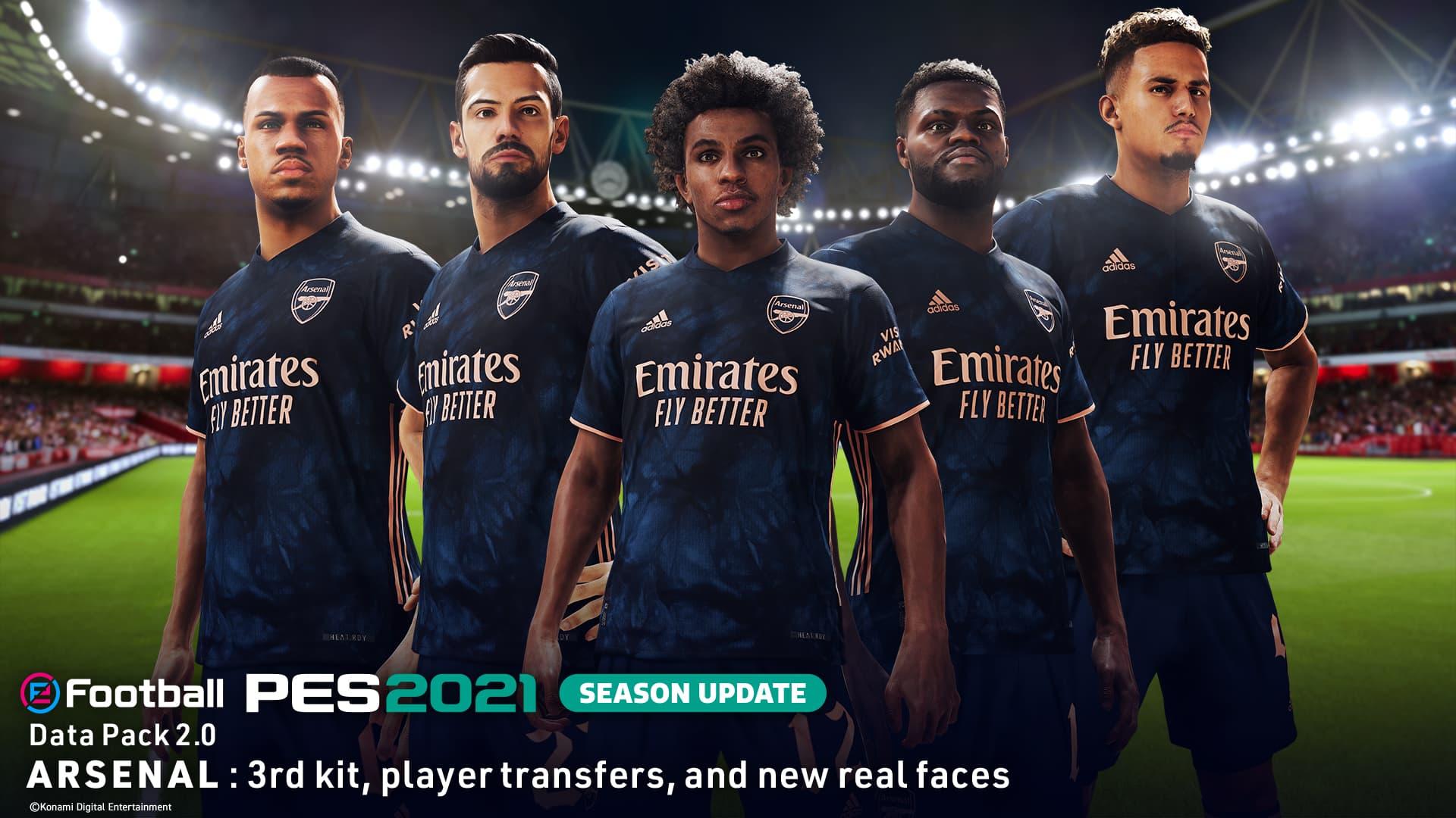eFootball PES 2021 Xbox