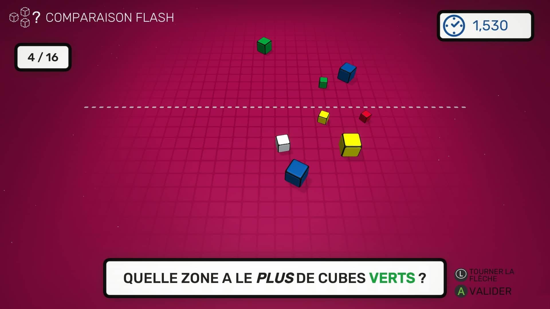 Entrainement Cérébral du Professeur Rubik