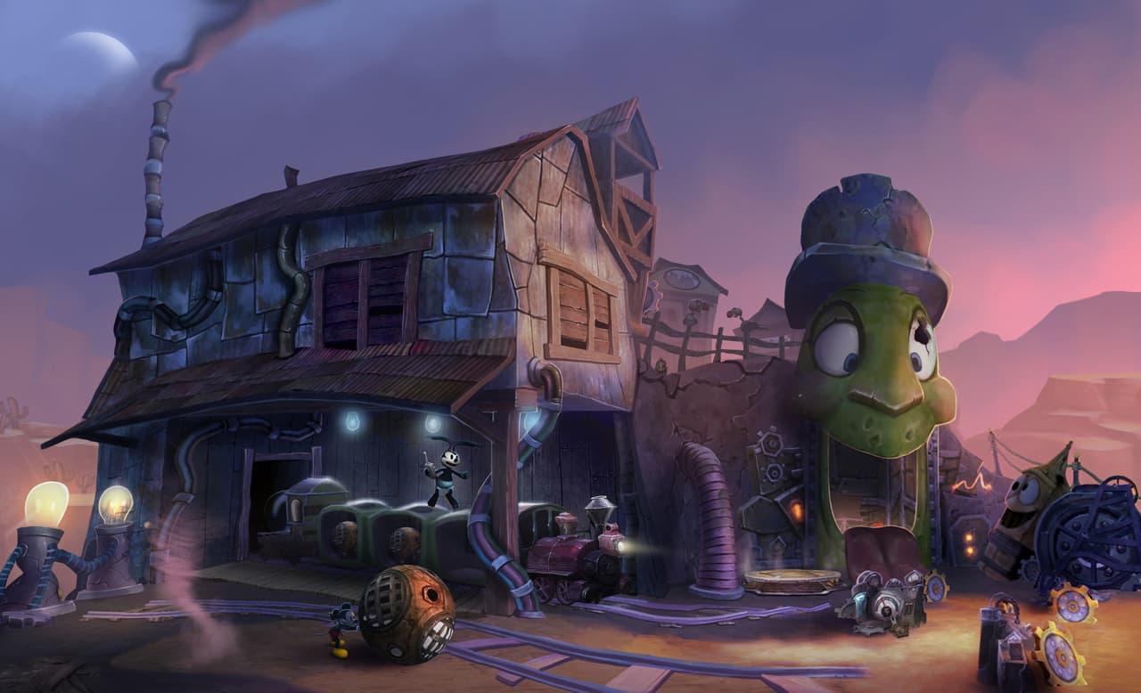 Epic Mickey: Le Retour des Héros