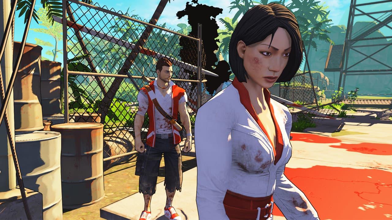 Escape Dead Island Xbox