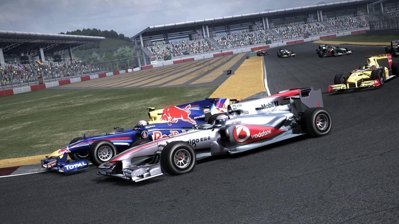 F1 2010 Xbox