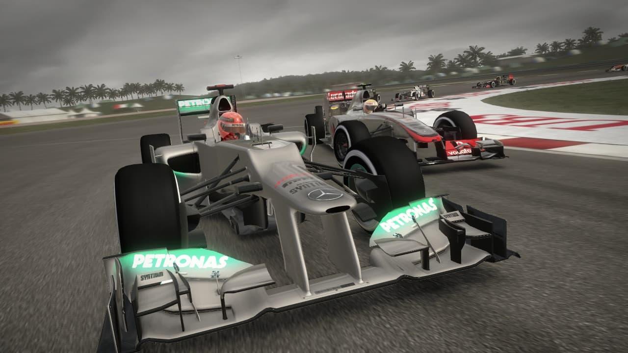 F1 2012 Xbox