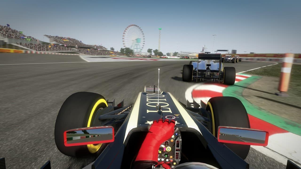F1 2012 - Image n°6