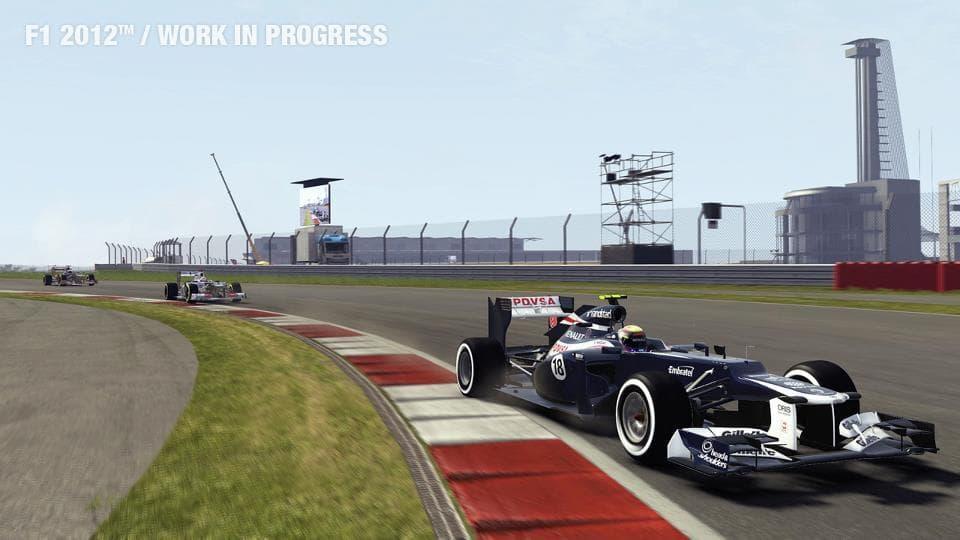 F1 2012 - Image n°8