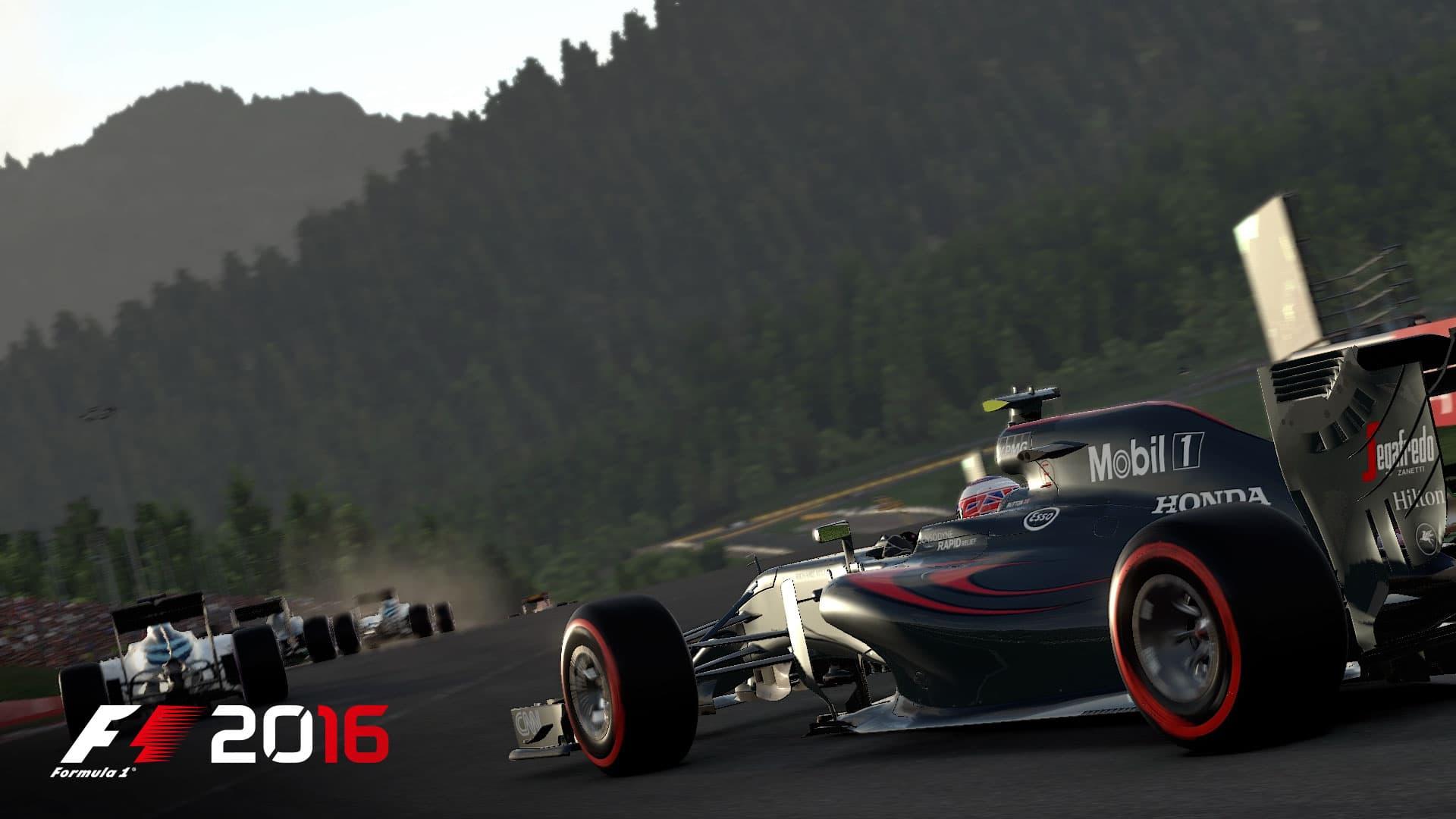 F1 2016 - Image n°6