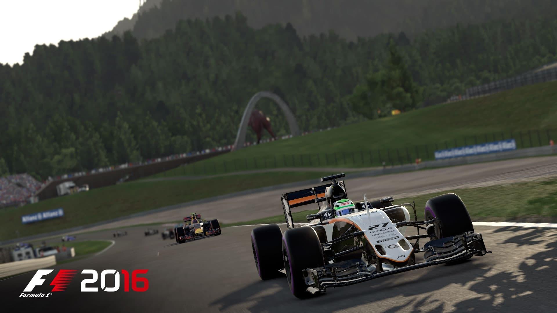 F1 2016 Xbox One