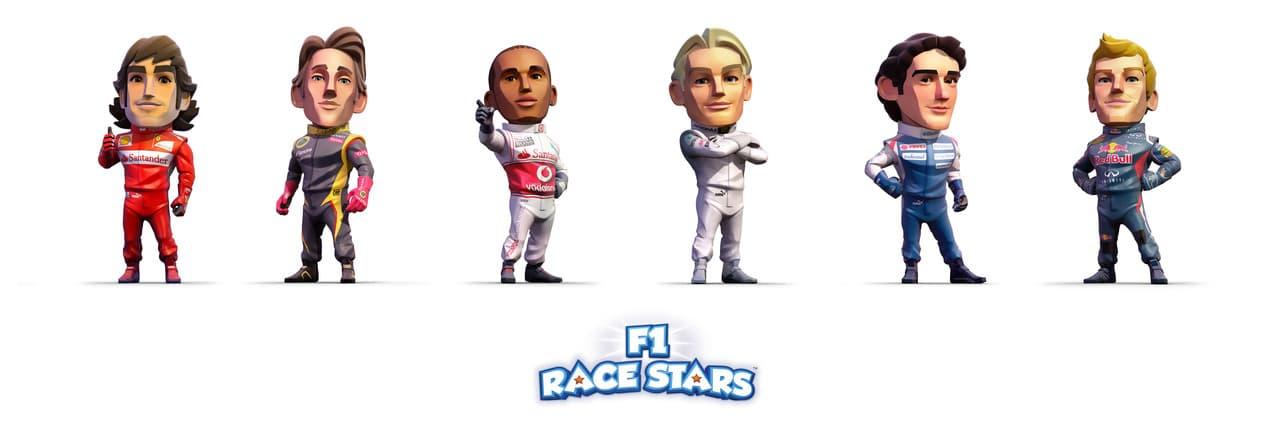 F1 Race Stars - Image n°7