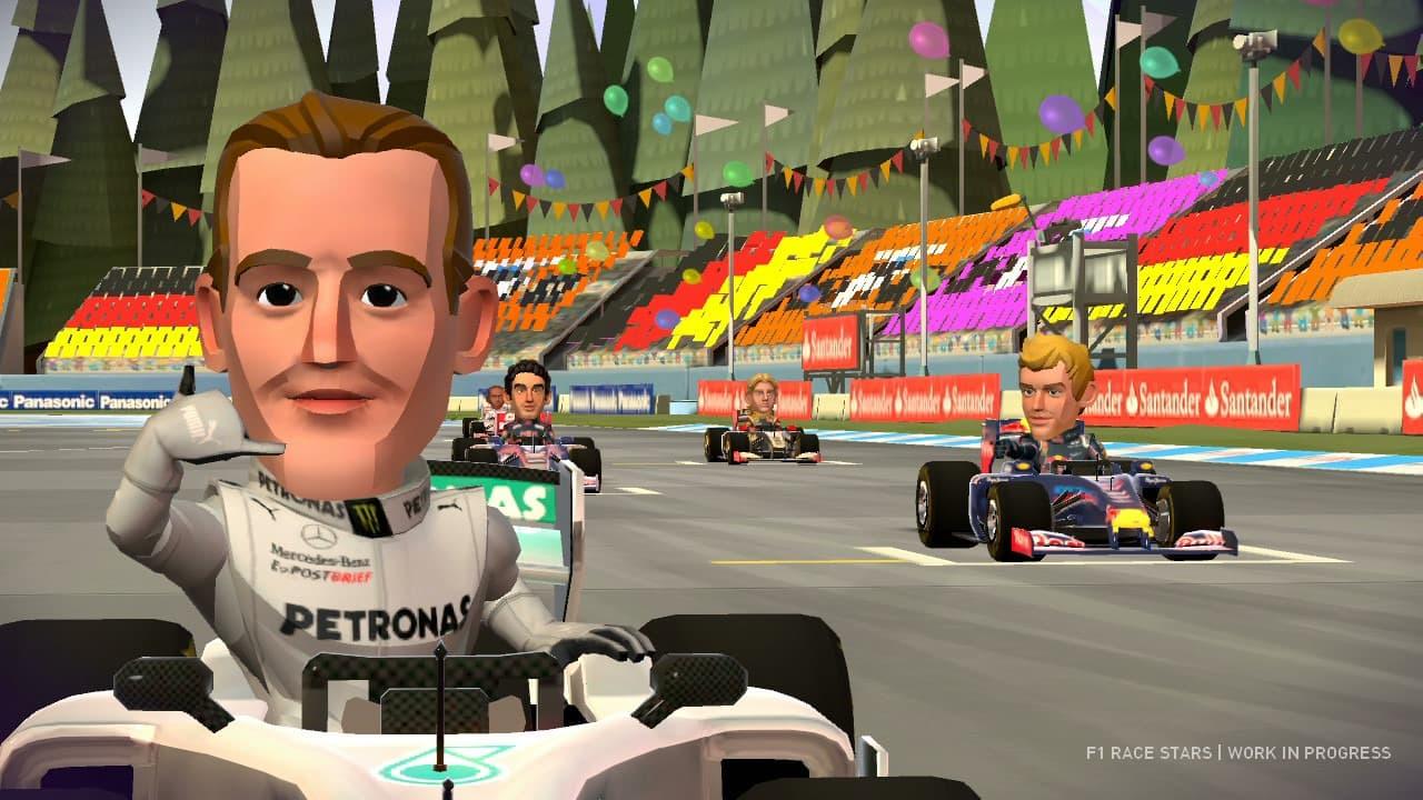 F1 Race Stars - Image n°6