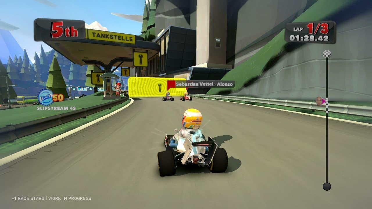 F1 Race Stars Xbox
