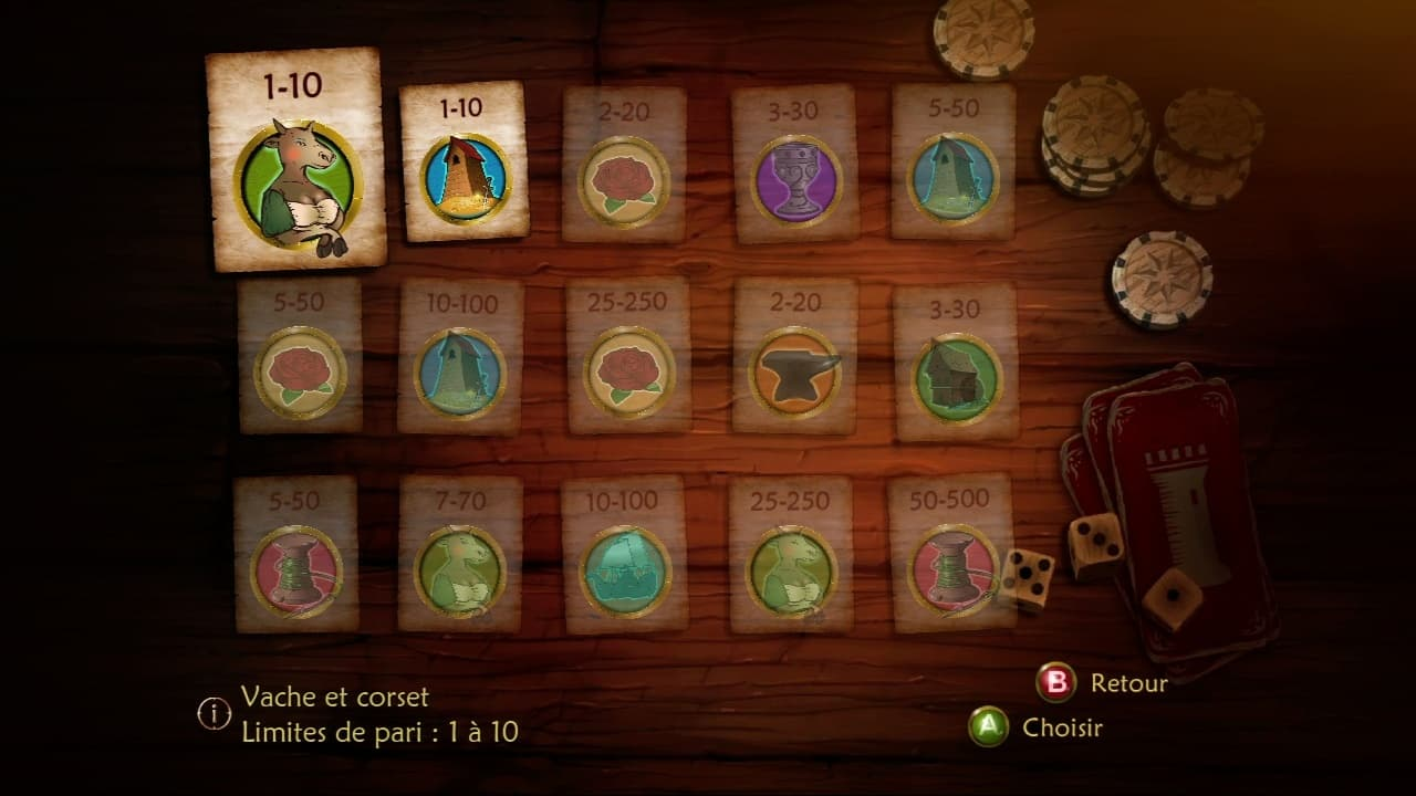 Fable II Pub Games - Image n°8