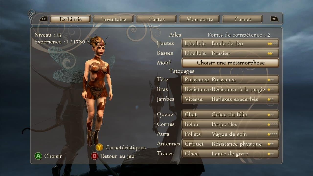Faery: Legends Of Avalon Xbox