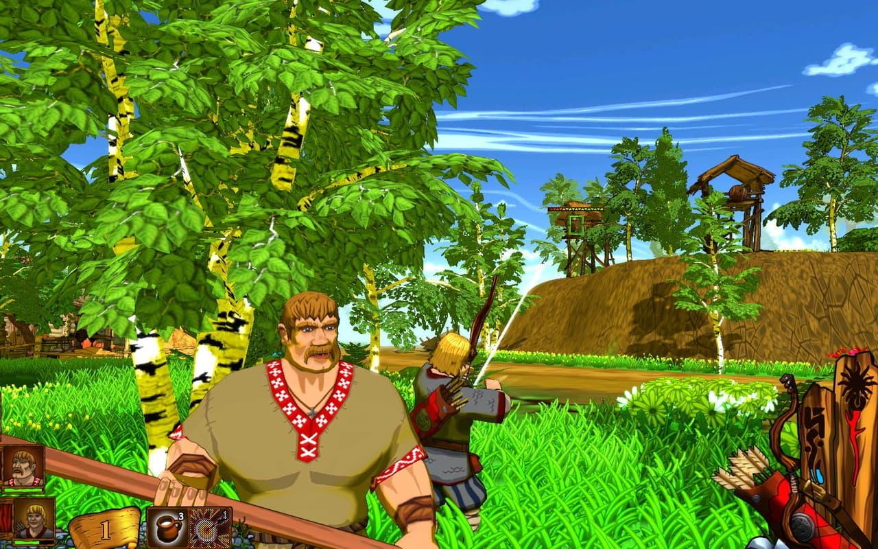 Fairy Tales: Three Heroes Xbox