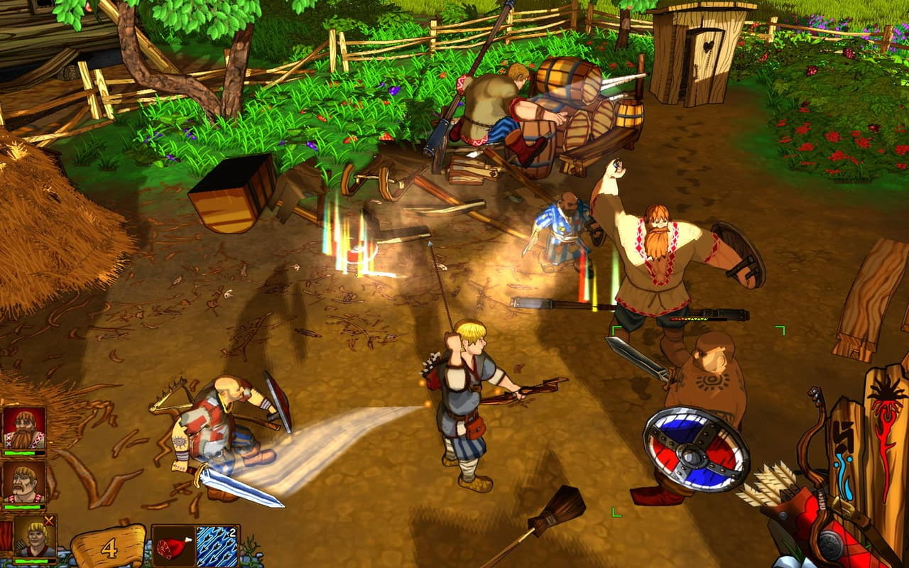 Xbox 360 Fairy Tales: Three Heroes