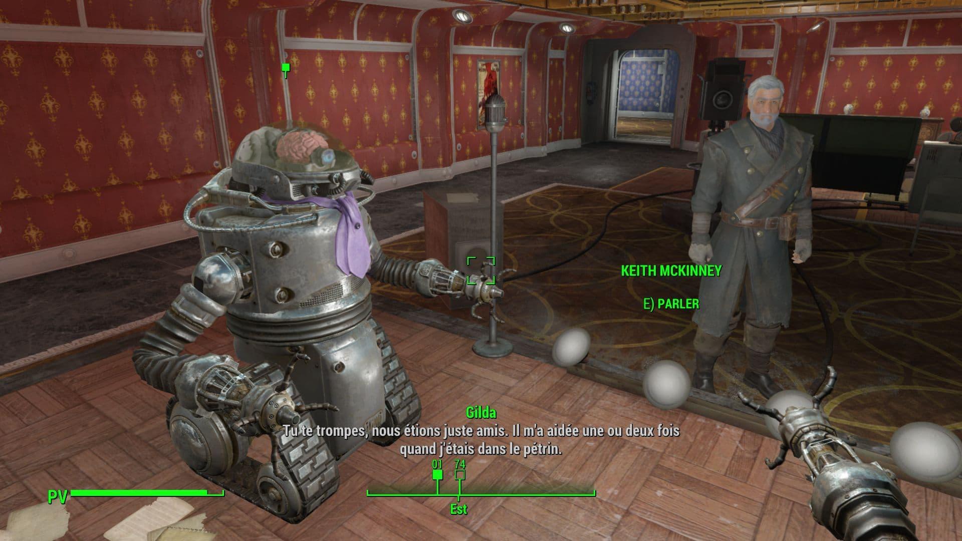 Fallout 4: Far Harbor Xbox One