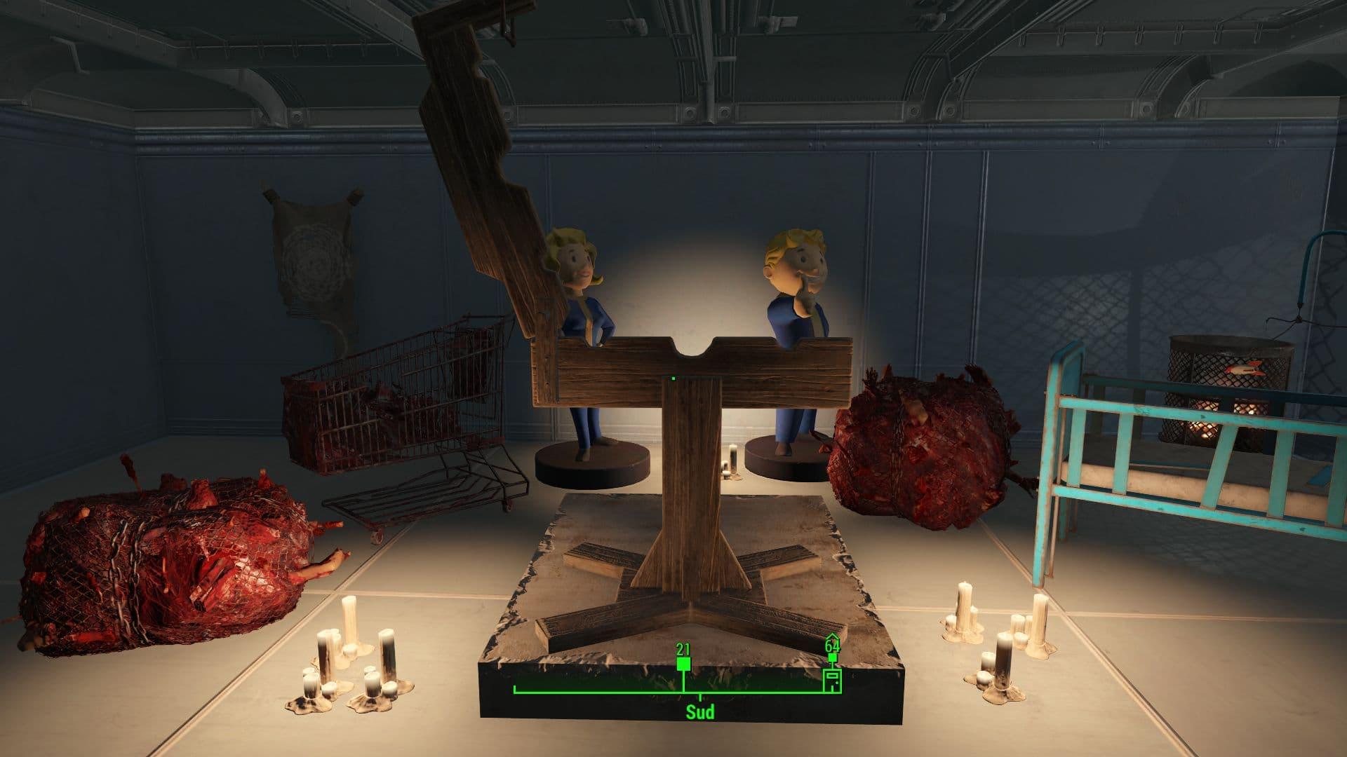 Fallout 4: Volt-Tec Workshop