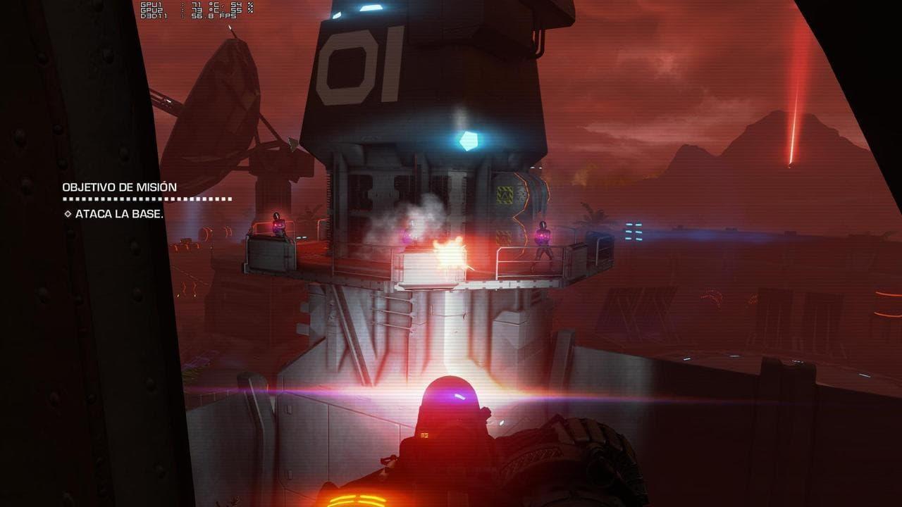 Xbox One Far Cry 3: Blood Dragon