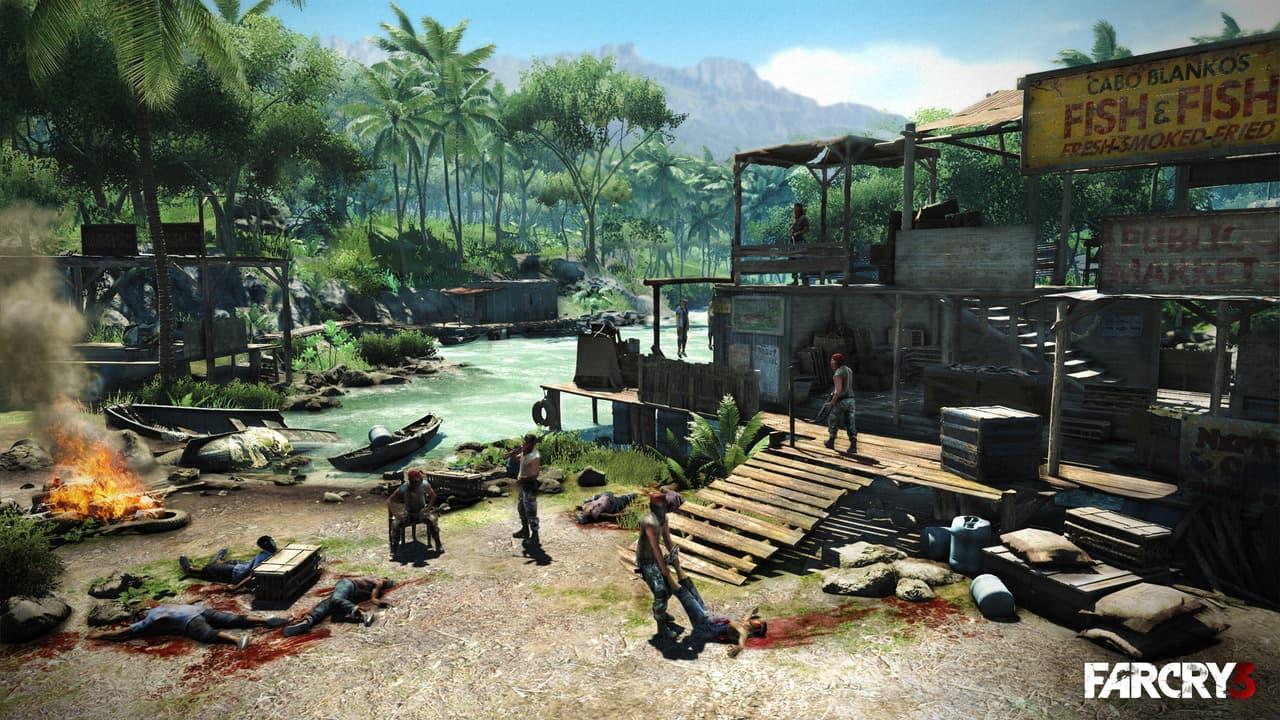 Far Cry 3 annoncé