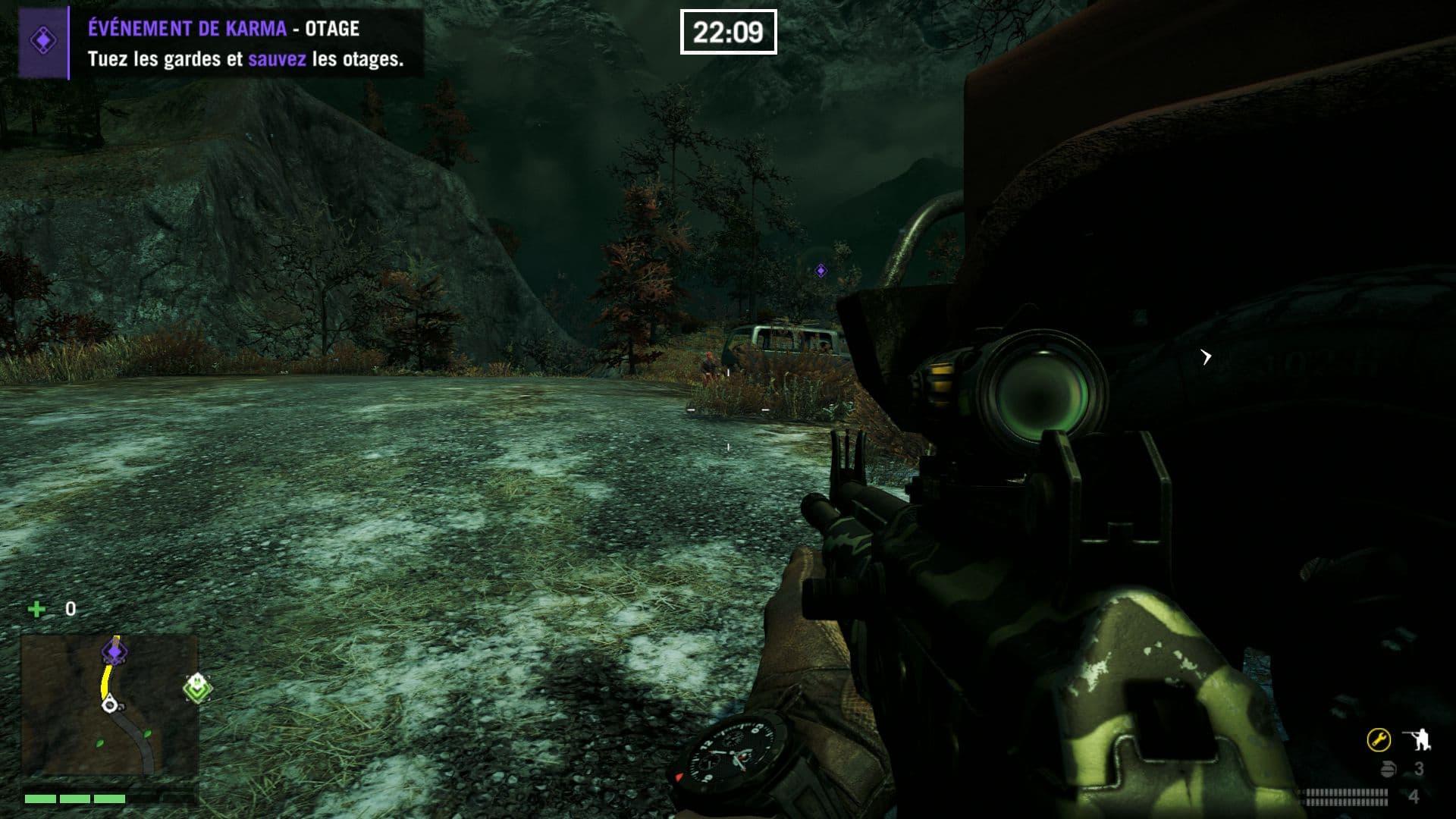Far Cry 4: Escape phron Durgesh Prison