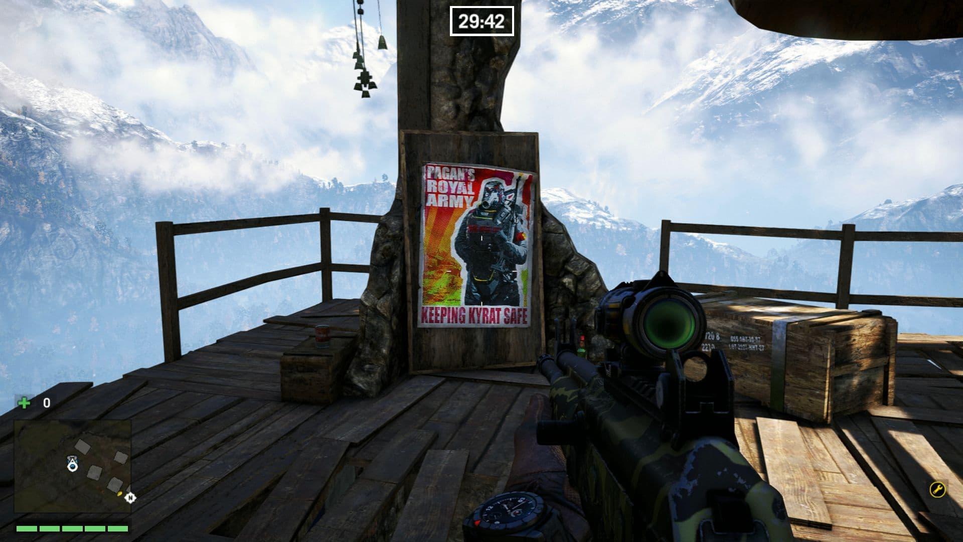 Far Cry 4: Escape from Durgesh Prison Xbox