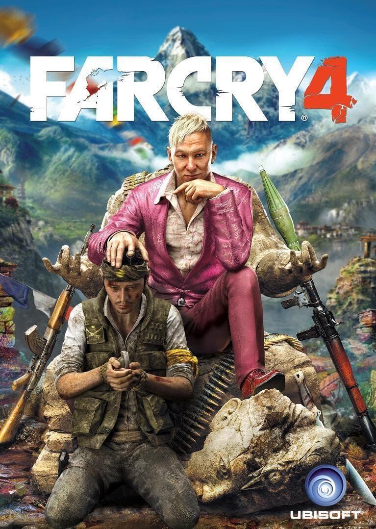 Far Cry 4 Xbox