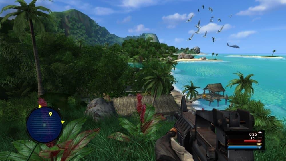 Xbox 360 Far Cry Classic