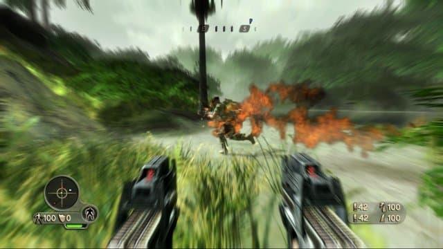 Far Cry Instincts Predator - Image n°7