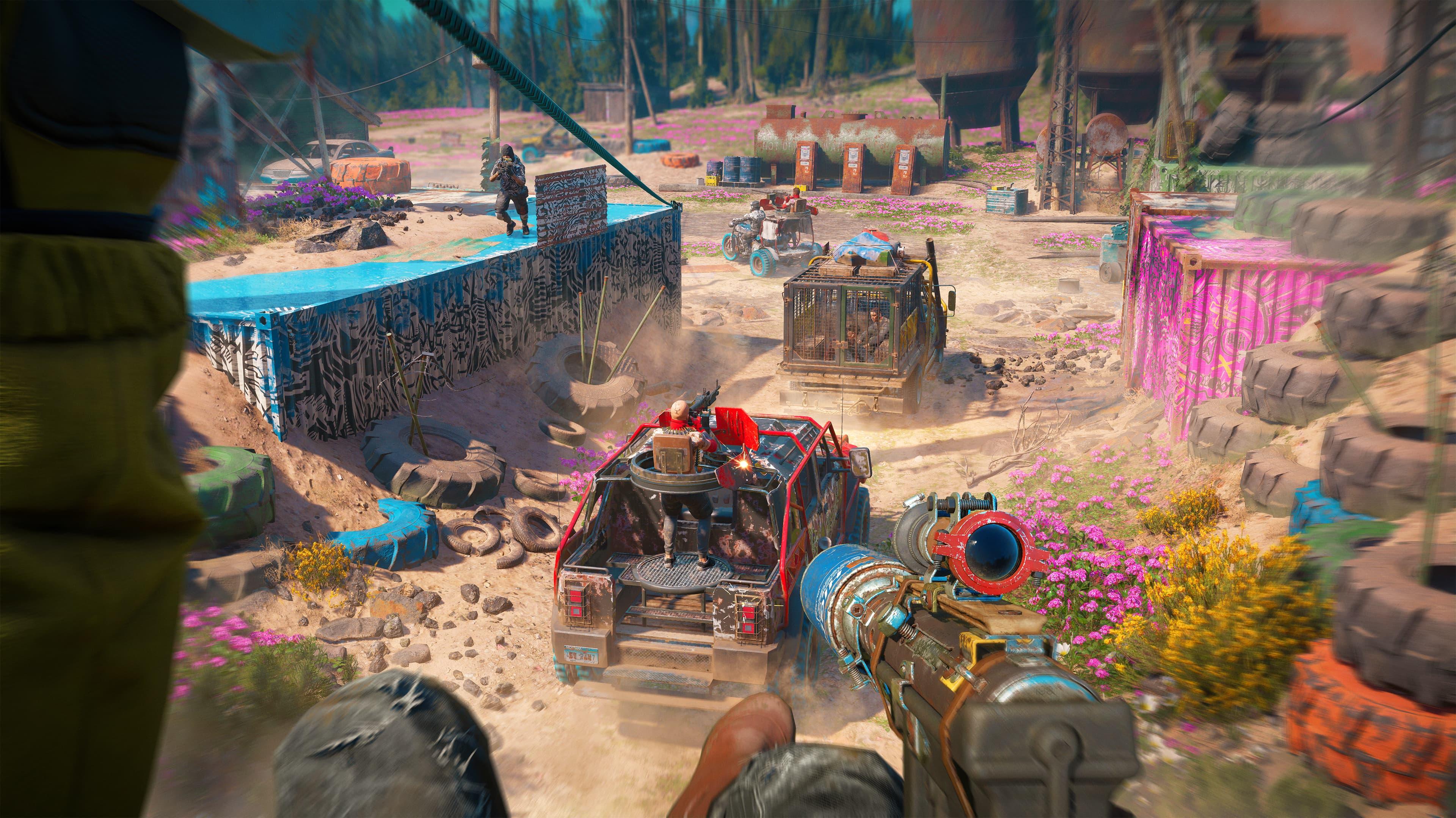 Xbox One Far Cry: New Dawn